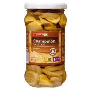 CHAMPIÑÓN LAMINADO SPAR