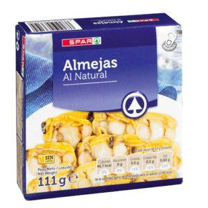 ALMEJAS CHILENAS SPAR 111 G.