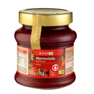MERMELADA EXTRA FRESA SPAR