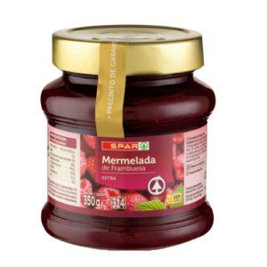 MERMELADA EXTRA FRAMBUESA  SPAR