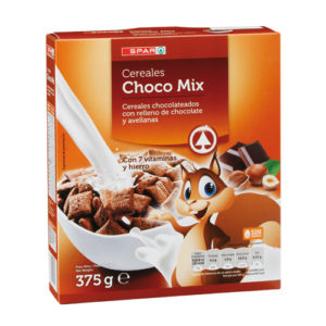 CEREALES CHOCO MIX