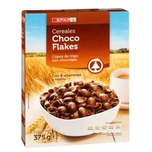 CHOCO FLAKES SPAR