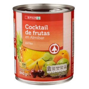 COCKTAIL FRUTA SPAR