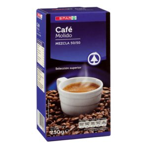 CAFÉ MOLIDO MEZCLA SPAR
