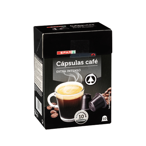 Cafés Molidos, en cápsulas y Cereales Solubles