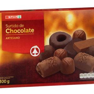 SURTIDO DE CHOCOLATE SPAR