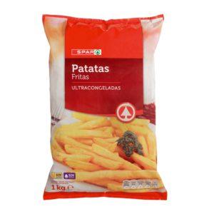 PATATAS FRITAS SPAR 1 K.