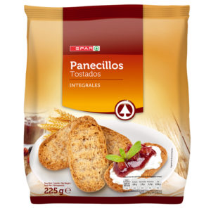 PANECILLOS INTEGRALES SPAR