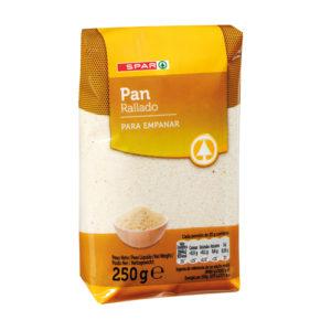 PAN RALLADO 250 gr