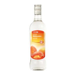 LICOR S/ALCOHOL MELOCOTON SPAR