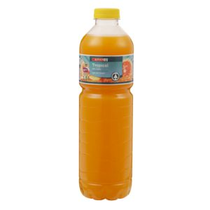 BEBIDA REFRESCANTE ZUMO 12% TROPICAL S/GAS SPAR