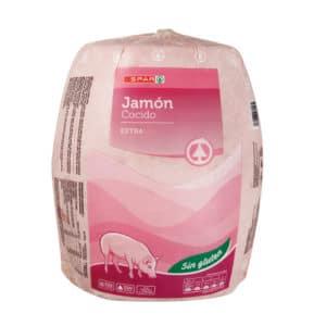 SPAR JAMON COCIDO EXTR MANDOLI 6 KG APRX