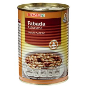 FABADA ASTURIANA SPAR