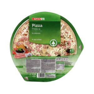 PIZZA REFRIGERADA ROMANA SPAR 400 G
