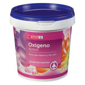 DETERGENTE OXIGENO ACTIVO SPAR 900 G.