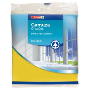 GAMUZA CRISTALES SPAR 35X40 CMS