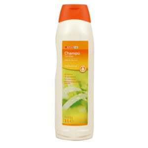 CHAMPÚ FAMILIAR FRUTAL SPAR 1 L