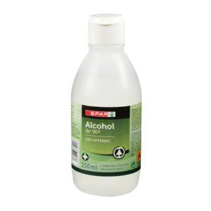 ALCOHOL SPAR