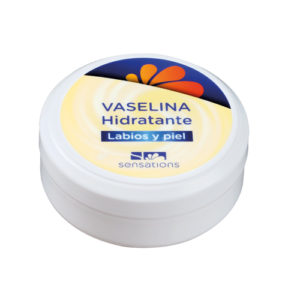 VASELINA HIDRATANTE PERFUMADA SENSATIONS
