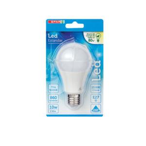 LED ESTANDAR 10W E27