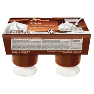 Copa nata chocolate Yugui Spar