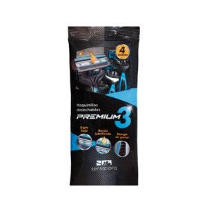 Maquinillas Premium 3