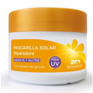 Mascarilla solar
