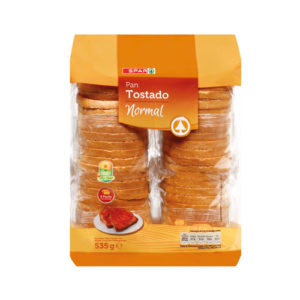 PAN TOSTADO NORMAL 535 GR 8480013214137