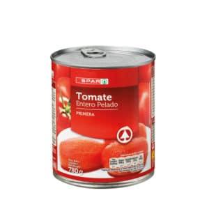 TOMATE PELADO ENTERO 780 gr 8480013025023