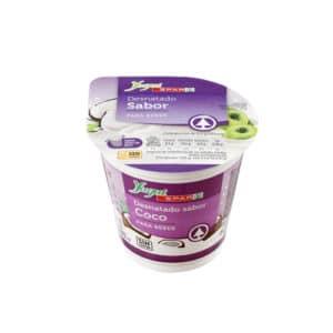 Yogur bebible desnatado coco