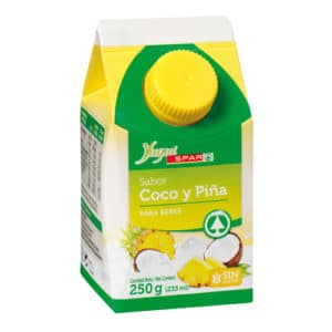 Yogur liquido coco piña 250 gr