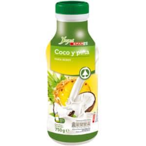 Yogur liquido coco piña 750 gr
