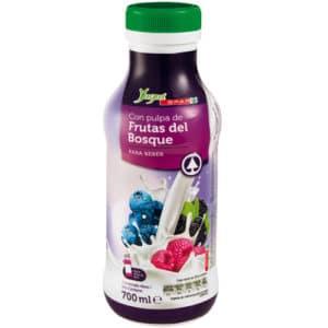 Yogur liquido frutas del bosque 750 gr