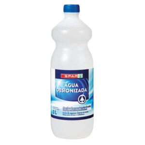 Agua Desionizada y Otros