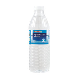 AGUA MINERAL NATURAL SPAR 50 CL.