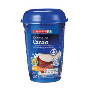 Cacao y Cremas de cacao