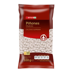 piñones-spar-100-grs